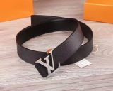 Super Max Perfect LV Belts 95-125CM -QQ (146)