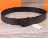 Super Max Perfect LV Belts 95-125CM -QQ (147)