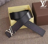 Super Max Perfect LV Belts 95-125CM -QQ (164)