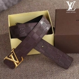 Super Max Perfect LV Belts 95-125CM -QQ (165)