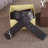Super Max Perfect LV Belts 95-125CM -QQ (166)