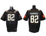 Nike Cleveland Browns #82 Gary Barnidge Black 2016 Pro Bowl Men\'s Stitched NFL Elite Jersey