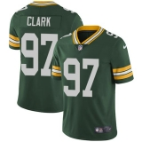 Nike Packers #97 Kenny Clark Green Team Color Men\'s Stitched NFL Vapor Untouchable Limited Jersey