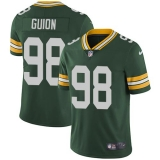 Nike Packers #98 Letroy Guion Green Team Color Men\'s Stitched NFL Vapor Untouchable Limited Jersey
