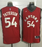 Toronto Raptors #54 Patrick Patterson Red Stitched NBA Jersey