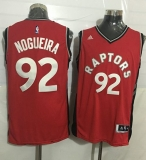 Toronto Raptors #92 Lucas Nogueira Red Stitched NBA Jersey