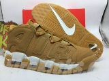 "Super Max Perfect Nike Air More Uptempo ""Flax"" -SY"
