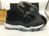 "Air Jordan 11  Heiress ""Black Stingray""Men Shoes AAA (106)"