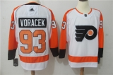 Philadelphia Flyers #93 White NHL Jersey
