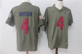 Houston Texans #4 Grey NFL Jersey (3)