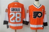Philadelphia Flyers #28 Orange   NHL Jersey (1)