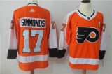 Philadelphia Flyers #17 Orange   NHL Jersey (3)