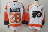 Philadelphia Flyers #28 white NHL Jersey (4)