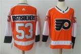 Philadelphia Flyers #53 Orange   NHL Jersey (5)