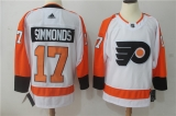 Philadelphia Flyers #17 white NHL Jersey (6)