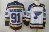 St Louis Blues #91 white  NHL Jersey (1)