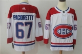 Montreal Canadiens #67 white NHL Jersey (3)