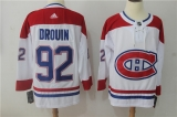 Montreal Canadiens #92 white NHL Jersey (4)
