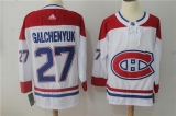 Montreal Canadiens #27 white NHL Jersey (5)