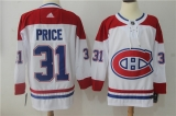 Montreal Canadiens #31 white NHL Jersey (6)