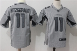 Arizona Cardinals #11 Grey NFL Jersey (2)