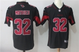 Arizona Cardinals #32 Black NFL Jersey (11)