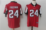 Atlanta Falcons #24 Red NFL Jersey (1)