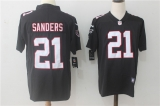 Atlanta Falcons #21 Black NFL Jersey (7)