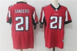 Atlanta Falcons #21 Red NFL Jersey (9)