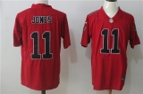Atlanta Falcons #11 Red NFL Jersey (15)