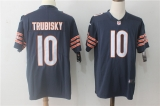 Chicago Bears #10 Blue NFL Jersey (1)