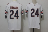 Chicago Bears #24 White NFL Jersey (2)