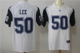 Dallas cowboys #50 White NFL Jersey (6)