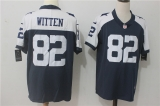 Dallas cowboys #82 Blue NFL Jersey (8)
