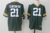 Green Bay Packers #21 Green NFL Jersey (7)