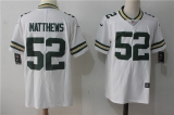 Green Bay Packers #52 White NFL Jersey (8)