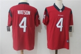 Houston Texans #4 Red NFL Jersey (5)