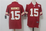 Kansas City Chiefs #15 Red NFL Jersey (2)
