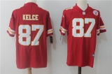 Kansas City Chiefs #87 Red NFL Jersey (9)
