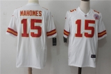 Kansas City Chiefs #15 White NFL Jersey (11)