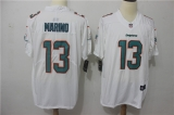 Miami Dolphins #13 White NHL Jersey (1)