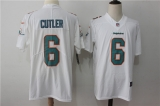 Miami Dolphins #6 White NHL Jersey (4)
