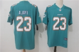 Miami Dolphins #23 Green  NHL Jersey (3)