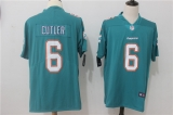 Miami Dolphins #6 Green  NHL Jersey (7)