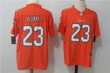 Miami Dolphins #23 orange  NHL Jersey (12)