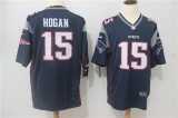 New England Patriots #15 Blue NFL Jersey (12)