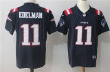 New England Patriots #11 Blue NFL Jersey (13)