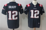 New England Patriots #12 Blue NFL Jersey (14)