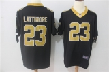 New Orleans Saints #23 Black NFL Jersey (4)