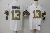 New Orleans Saints #13 White  NFL Jersey (10)
